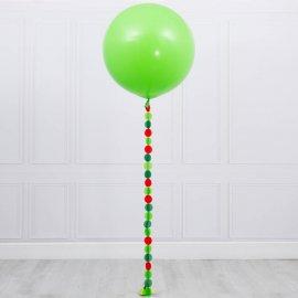 """middle-left-color-center-bottom-2-1-0--1547584306.7602 🎈 Воздушный базар - шары с гелием  Шары на годик Фотозона из шаров """"Teddy Bear"""""""""""